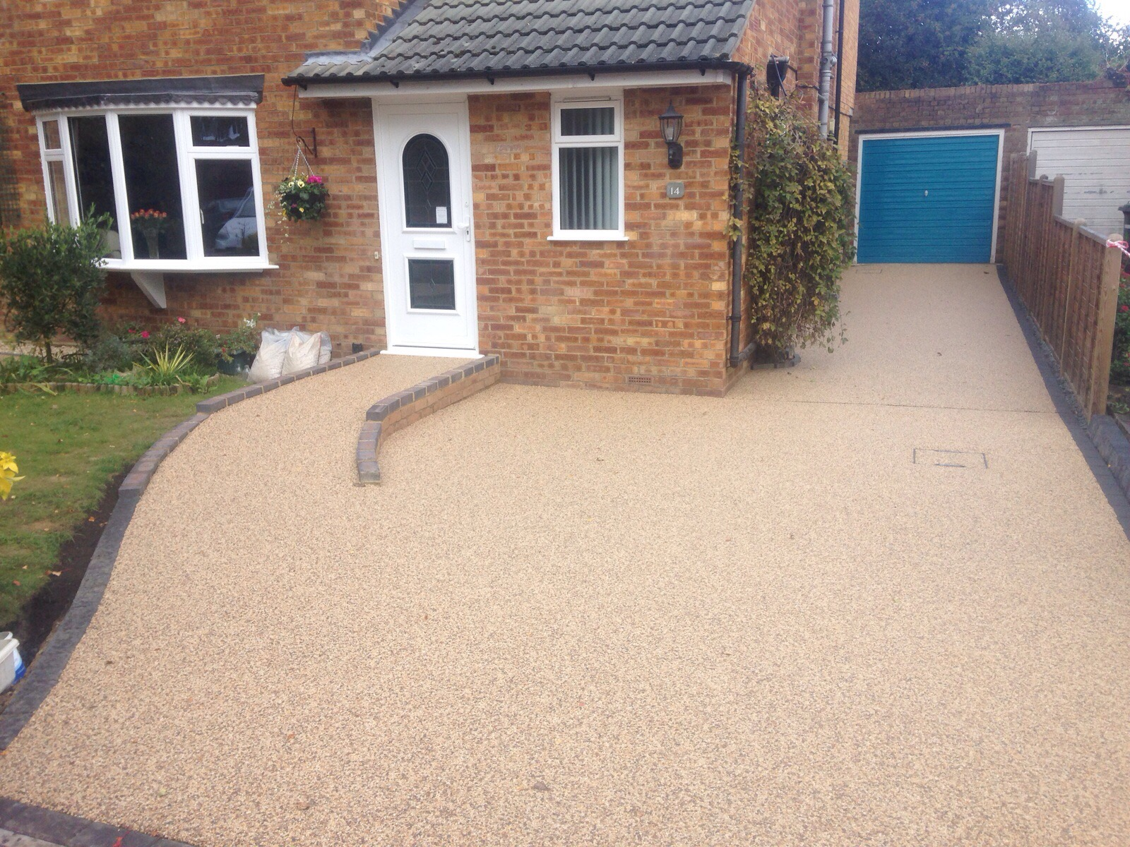 resin driveways Nottingham