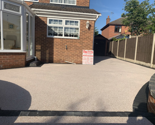 resin driveway in Toton Nottingham