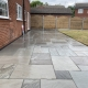 indian sandstone patio Hucknall